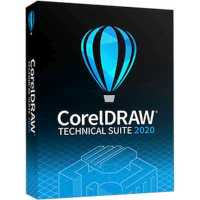 CorelDRAW Technical Suite 2020 LCCDTSML1MNA1