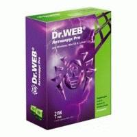 Dr. Web Pro для Windows AHW-A-12M-2-A2