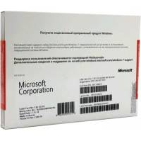 Microsoft Windows 7 Professional 6PC-00024